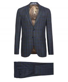 WOOL DECONSTRUCTED SUIT